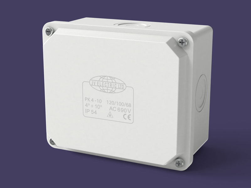 Junction box 120х100х68
