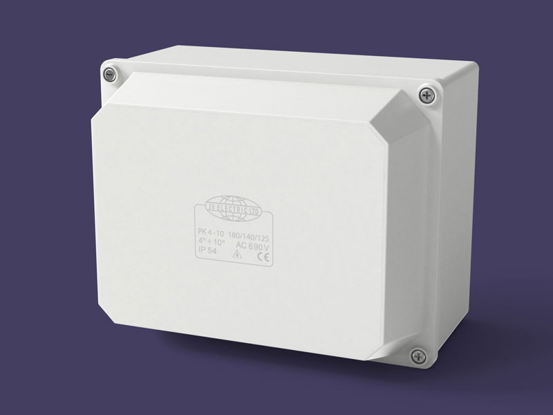 Junction box 180x140x125