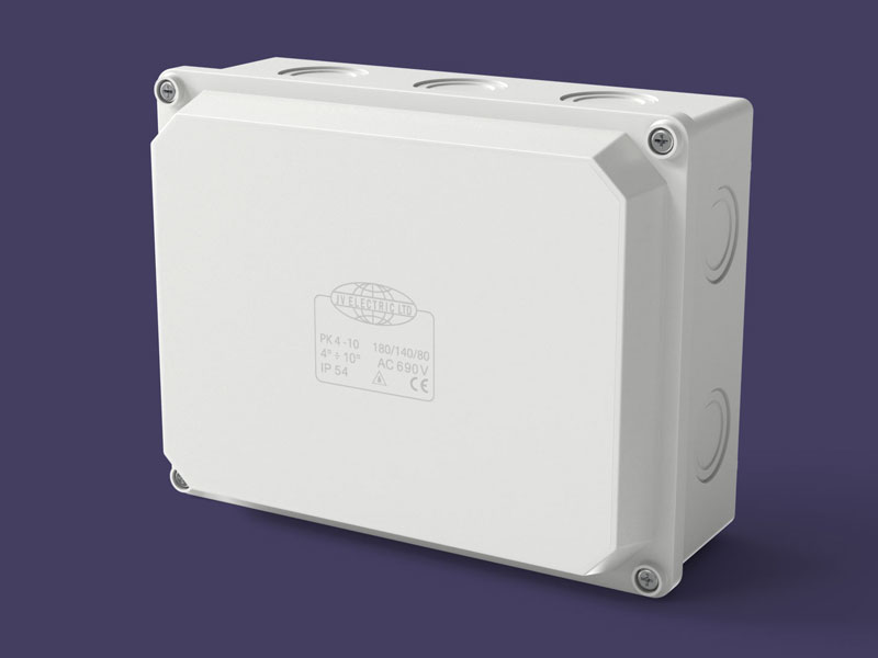 Junction box 180x140x80