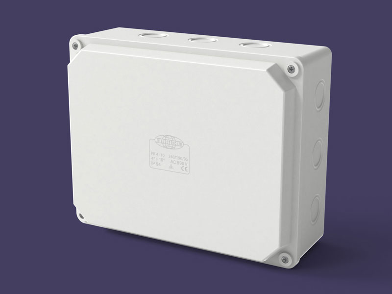 Junction box 240x190x95