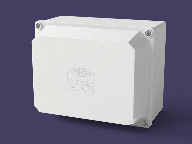 Junction box 180x140x125