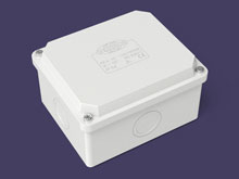 Junction box 120х100х68 2